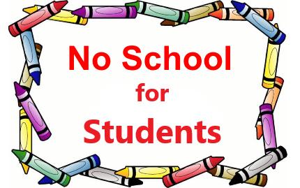 Image result for no school clip art