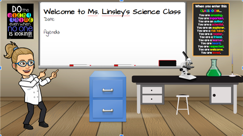 Welcome Classroom