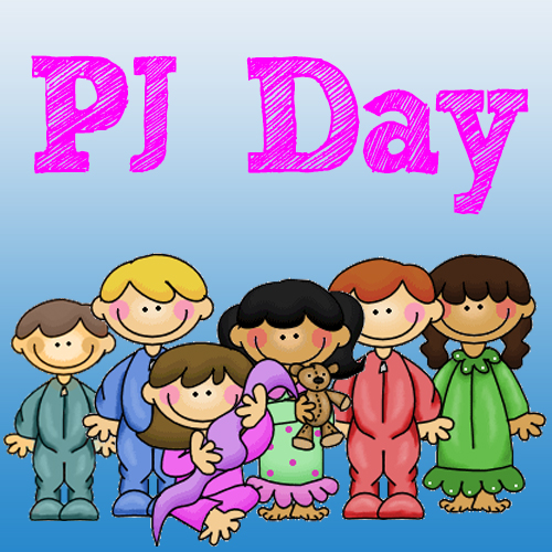 Spirit Day - It's Pajama Day on Friday, December 18, 2020.