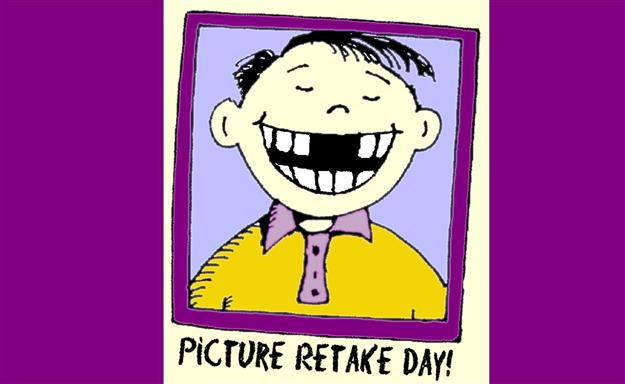 Picture Make Up and Re-Take Day is on Friday, October 19, 2018