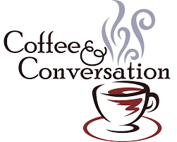 COFFEE AND CONVERSATION WITH MRS. PARENZIN