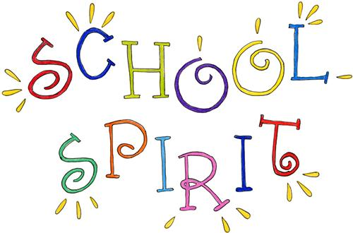 STUDENT COUNCIL SPIRIT DAY, Friday, November 17, 2017