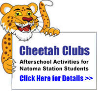 CHEETAH CLUBS INFORMATION