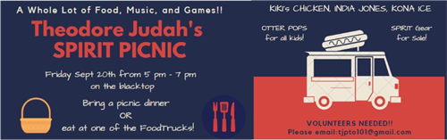 Spirit Picnic (Family Night)