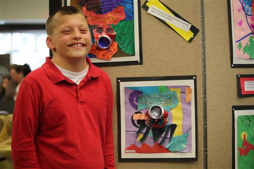 Special Education Art Show