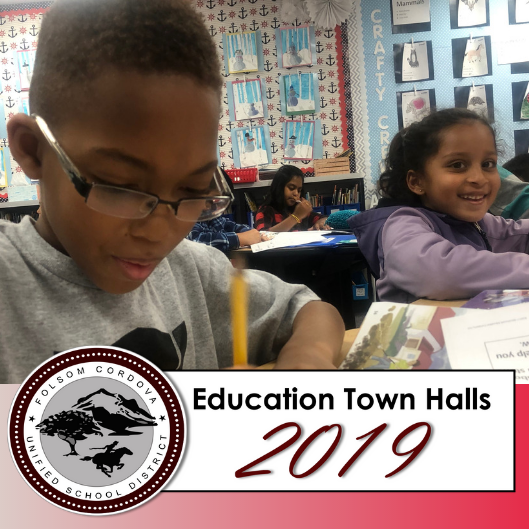 Education Town Halls 2019