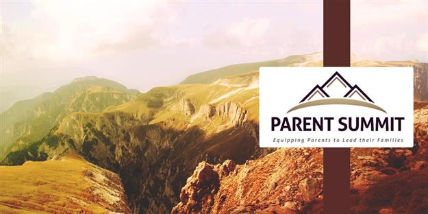 PARENT SUMMITS ARE BACK!