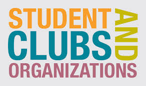 "CHECK OUT OUR CLUBS PAGE IN THE ""FOR STUDENTS"" TAB"
