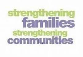 STRENGTHENING FAMILIES STARTING SOON