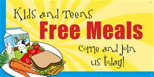 FREE MEALS WHEN SCHOOL IS OUT