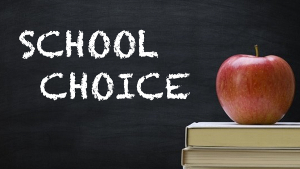 SCHOOL CHOICE APPLICATIONS ARE NOW DUE