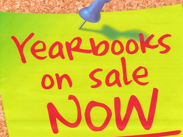 ORDER YOUR YEARBOOKS HERE!