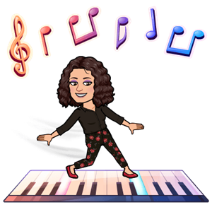 Music Bitmoji