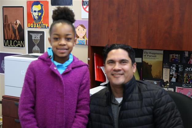 Voice of Gardens: Student and principal highlight scientists and inventors for Black History Month