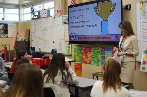 Superintendent's Attendance Challenge kicks off in January