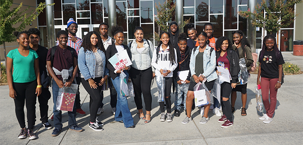 Cordova High students receive college offers at Historically Black Colleges and Universities Fair