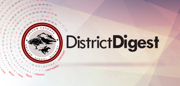 District Digest e-news: Stay connected to school success