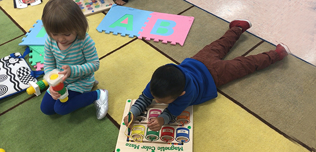 VIDEO: FCUSD receives $1.2 million grant for Early Childhood Education