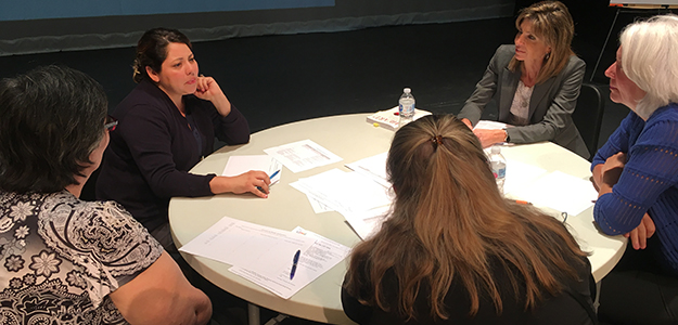 District's Empathy Working Group continues to support welcoming schools