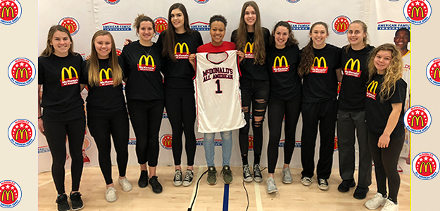 IN THE NEWS: FHS's Forbes named McDonald's All-Star