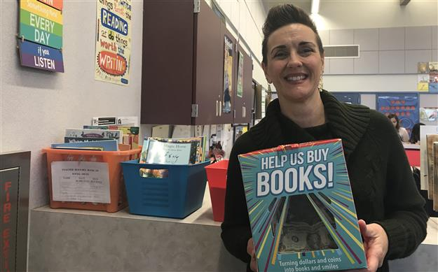 Empire Oaks raises book donations for Paradise Elementary fire victims'  school library