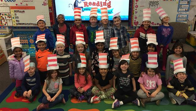 PHOTOS: Check out our Read Across America photo highlights