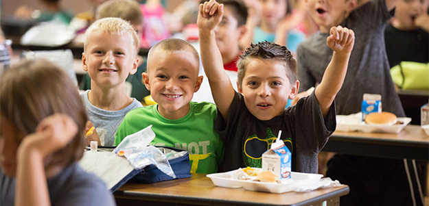 Free/reduced lunch application could increase funding for your school