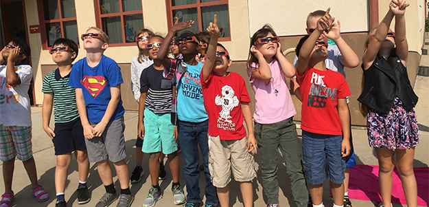 Solar Eclipse 2017: A stellar learning opportunity for students