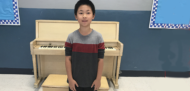 VIDEO: 5th grade piano virtuoso Nathan Zhang featured on ABC World News!