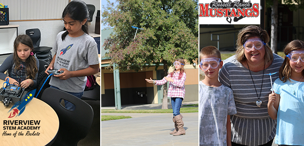 Riverview STEM and Russell Ranch Elementary earns national recognition for STEM program