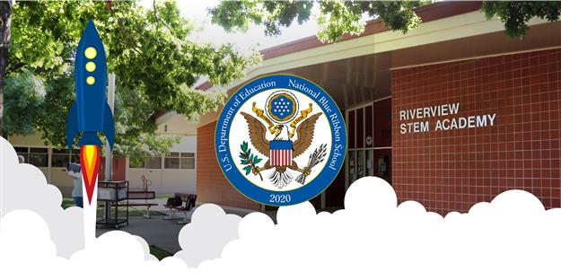 Riverview STEM 2020 National Blue Ribbon Award