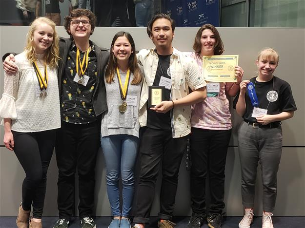 Folsom High students win big at Lenaea High School Theatre Festival