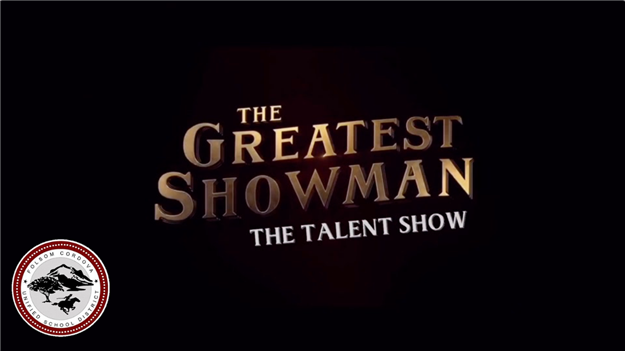 Title Greatest Show for student talent show