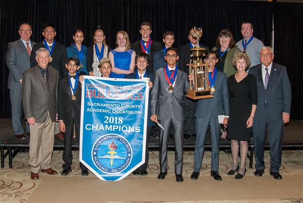 Folsom High wins annual county Academic Decathlon