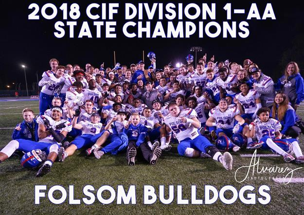 Bulldogs football team wins fourth CIF I-AA state championship in a decade