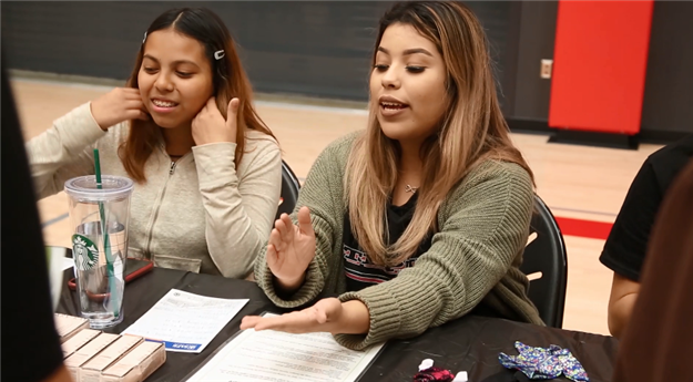 VIDEO: Cordova High students build budgeting smarts in real-life simulation