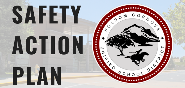 Learn about District's Safety Action Plan on Oct. 29
