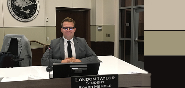 Meet FCUSD Student School Board Member London Taylor