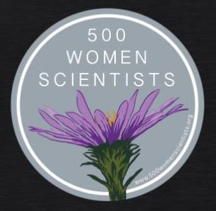 500 Women Scientists Logo