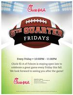5th quarter Fridays