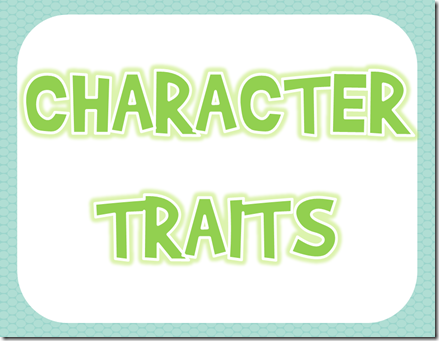 Character Trait: Respectful