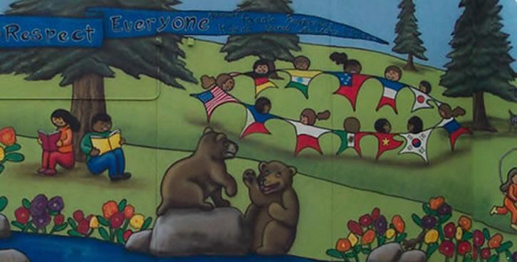 Cordova Meadows Elementary / Homepage