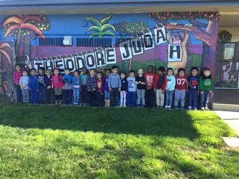 Theodore Judah Elementary / Homepage