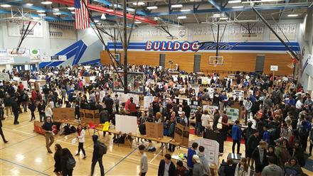 Folsom High School Campus Map.Folsom High School Homepage