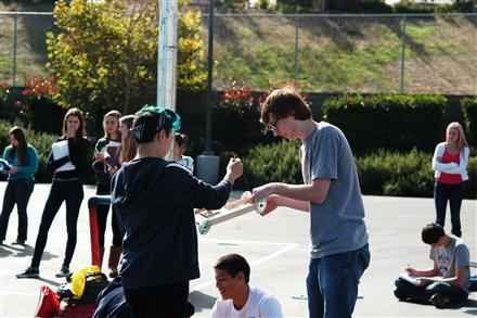 Vista Del Lago High School Homepage