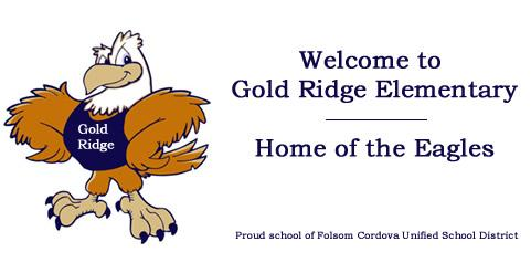Gold Ridge PTA Welcome